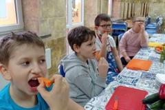 Warsztaty kulinarne klas 1-3